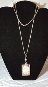 Women's Handmade Necklace Be Yourself New